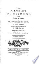 The Pilgrim s Progress     in Two Parts     Cooke s Edition  Embellished with Engravings Book