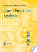 Linear Functional Analysis Book PDF