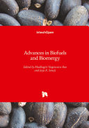 Advances in Biofuels and Bioenergy