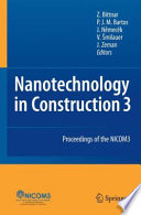 Nanotechnology in Construction Book