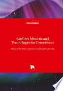 Satellites Missions and Technologies for Geosciences Book