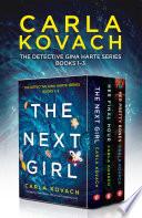The Detective Gina Harte Series: Books 1–3