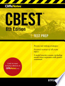 CliffsNotes CBEST  8th Edition