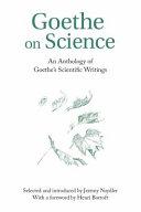 Goethe on Science