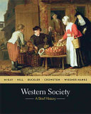 Cover of Western Society: A Brief History