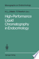 High-Performance Liquid Chromatography in Endocrinology