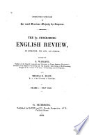 The St Peterburg English Review