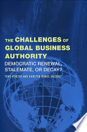 Challenges of Global Business Authority  The