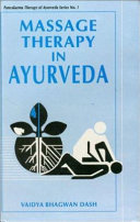 Pdf Massage Therapy in Ayurveda
