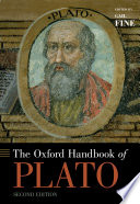 """""""The Oxford Handbook of Plato"""" by Gail Fine"""