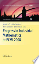 Progress in Industrial Mathematics at ECMI 2008