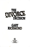 The Divorce Decision Book PDF