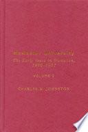 Mcmaster University Volume 2