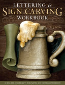 Lettering   Sign Carving Workbook