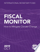 Fiscal Monitor October 2019
