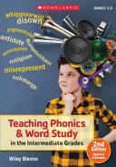 Teaching Phonics and Word Study