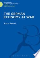 The German Economy at War
