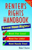 The Renters Rights Handbook