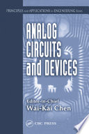 Analog Circuits And Devices Book PDF