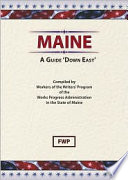 Maine: A Guide 'Down East'