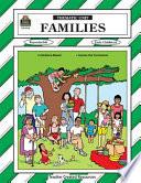Families Thematic Unit Book PDF