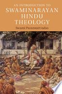 An Introduction to Swaminarayan Hindu Theology Book