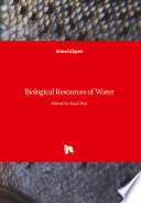 Biological Resources Of Water Book PDF