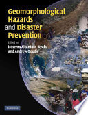 Geomorphological Hazards and Disaster Prevention Book