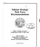 Salmon Strategy Task Force Recommendations Book PDF