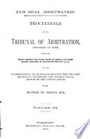 Fur Seal Arbitration Book