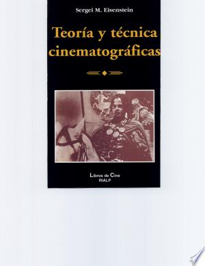Download Teoría y técnica cinematográficas Free Books - Reading Best Books For Free 2018