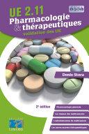 Pharmacologie et thérapeutique 2e édition - Editions Lamarre