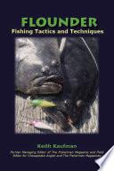 Flounder Fishing Tactics And Techniques