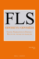 Odysseys / Odyssées