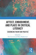 Affect, Embodiment, and Place in Critical Literacy Pdf/ePub eBook