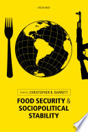 Food Security and Sociopolitical Stability Book
