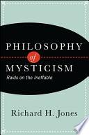 Philosophy of Mysticism