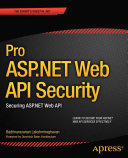 Pro ASP NET Web API Security