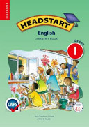 Books - Headstart English First Additional Language Grade 1 Learners Book | ISBN 9780199050475