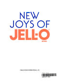 New Joys of Jell O Brand