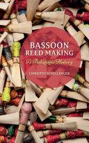 Bassoon Reed Making [Pdf/ePub] eBook