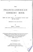 The Franco American Cookery Book