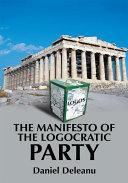 The Manifesto of the Logocratic Party Pdf/ePub eBook