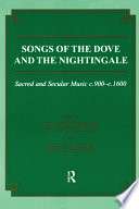 Songs of the Dove and the Nightingale Book