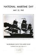 National Maritime Day  May 22  1945