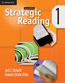 Strategic Reading Level 1 Student s Book