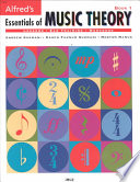 Alfred s Essentials of Music Theory Book