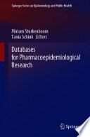 Databases for Pharmacoepidemiological Research