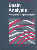 Cover of Basin Analysis