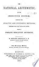 The National Arithmetic on the Inductive System